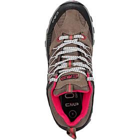 CMP Campagnolo Rigel Low WP Trekking Shoes Women Tortora-Ice